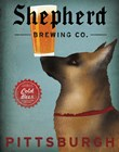 Shepherd Brewing Co Pittsburgh by Ryan Fowler art print