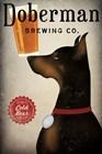 Doberman Brewing Company by Ryan Fowler art print