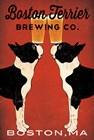 Boston Terrier Brewing Co Boston by Ryan Fowler art print