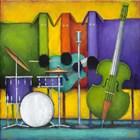 Jam Dogs II by Daniel Kessler art print