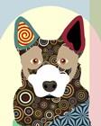 Australian Cattle Dog by Lanre Adefioye art print