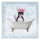 Bath Giggles 2 by Marcus Prime art print