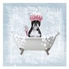 Bath Time Bubbles 2 by Marcus Prime art print