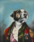 Duke by Victoria Coleman art print