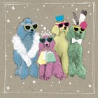 Fancypants Wacky Dogs II by Hammond Gower art print