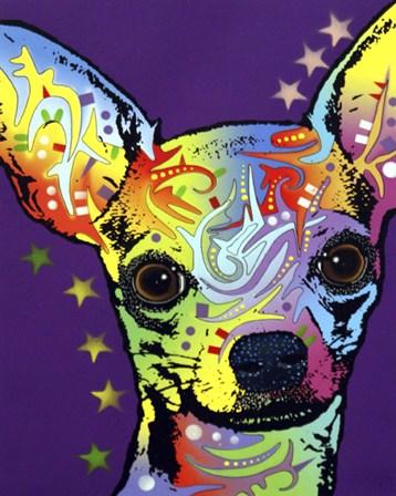 Chihuahua II by Dean Russo art print